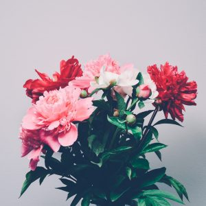 Bouquets longues tiges